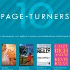 Bargain -  - iBooks - Ten Great Page-Turners for 99c