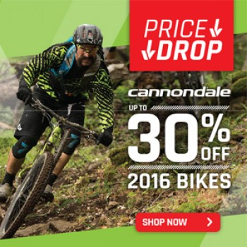 Bargain -  - Up to 30% OFF Sale on Cannonade Bikes @ Evoluion Cycles