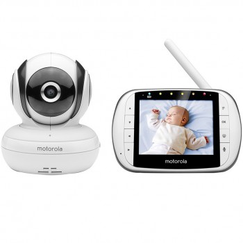 motorola digital video baby monitor mbp36s was farmers bargain bro new. Black Bedroom Furniture Sets. Home Design Ideas