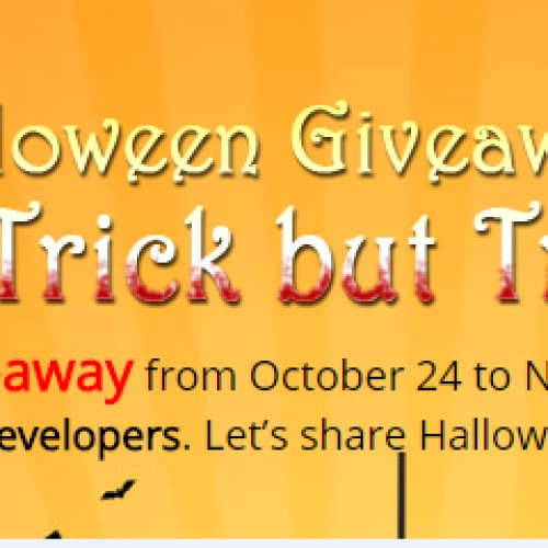 Bargain - free(from October 24 to November 6) - Gifts foe Halloween