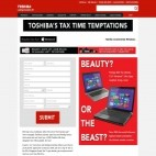 Bargain -  - Toshiba New Zealand - Request a Quote and get a free 32GB Mini-USB key - Limited to 350, 1 per person.