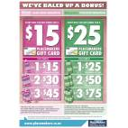Bargain -  - PlaceMakers - Free $15/$25 Giftcard with every Bale of Pink Batts/Greenstuf Insulation