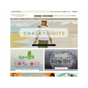 Bargain -  - Stock Clearance - 30% Off Old Season Chalkydigits & Prana at Nature Shop