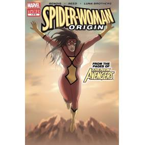 Bargain -  - Free Digital Comic: Spider-Woman: Origin #1 (Usually $1.99US)