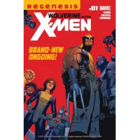 Bargain -  - Wolverine and the X-Men #1 Free Digital Comic (Usually $1.99US)