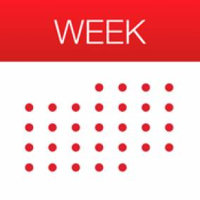 Bargain -  - Week Calendar Free on iPhone/iPad/iPod Touch (Save $3.03)