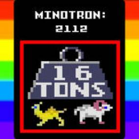 Bargain -  - Minotron: 2112 Free on iPhone, iPod Touch and iPad (Save $2.99) @ Apple iTunes
