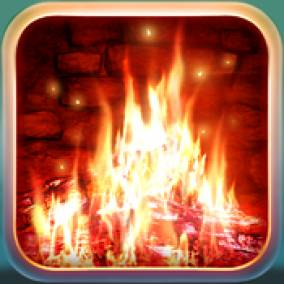 Bargain -  - Fireplace 3D Free on iPhone, iPad, and iPod touch (Save $1.48) @ Apple iTunes