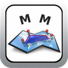 Bargain -  - Measure Map Free on iPhone, iPad, and iPod touch (Save $2.99) @ Apple iTunes