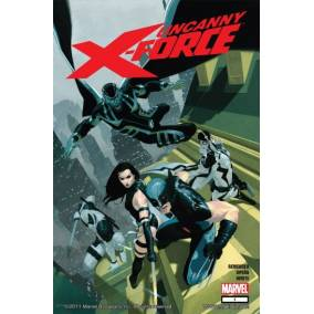 Bargain -  -  Free Uncanny X-Force (2010-2012) #1 (Was $2.94) @ Comixology