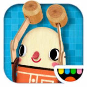 Bargain -  - Toca Builders By Toca Boca AB Free on iPhone, iPad, and iPod Touch (Save $4.44) @ Apple iTunes