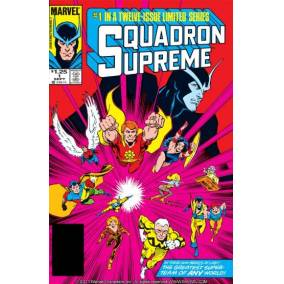 Bargain -  - Free Squadron Supreme #1 (Was $2.95) @ Comixology