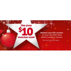 Bargain -  - Spend $150 And Save $10 Off Your Next $150 Shop @ New World