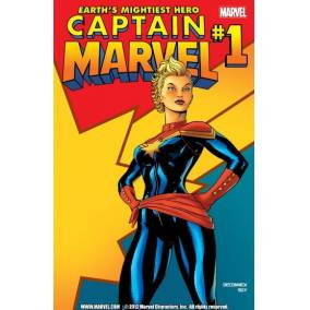 Bargain -  - Free Captain Marvel (2012-2013) #1 Comic (Save $2.91) @ Comixology