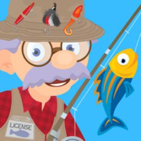 Bargain -  - Free Fishing With Grandpa (Save $4.57) @ Apple iTunes