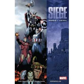 Bargain -  - Free Siege #1 (of 4) (Save $3.03) @ Comixology