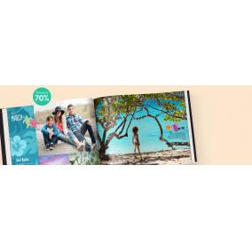 Bargain -  - Save Up To 70% OFF on Photo Books @ Snapfish