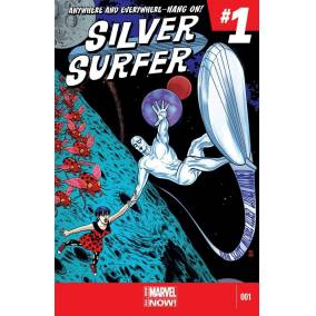Bargain -  - Free Comics - Silver Surfer (2014-2015) #1 (Save $3.03) @ Comixology