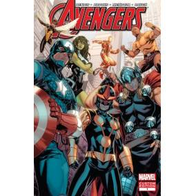 Bargain -  - Free Comics - Avengers: Heroes Welcome #1 @ Comixology