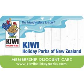 Bargain -  - Get A 10% OFF if You Buy a Membership Card @ Kiwi Holiday Parks