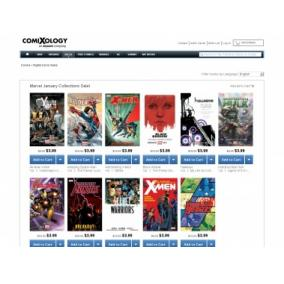 Bargain -  - Marvel Collections Sale for Only $3.99 @ Comixology