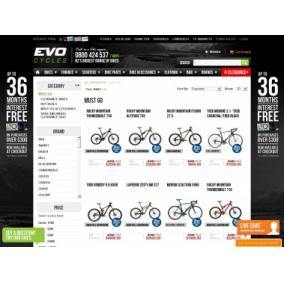 Bargain -  - New Year Sale Up To 50% OFF on Bikes @ Evolution Cycles