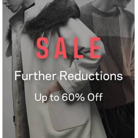 Bargain -  - Further 60% OFF Sale on Men`s Clothing @ Farfetch