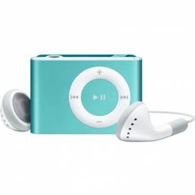 Bargain -  - $46.00 (Was $101.38) Refurbished iPod shuffle 1GB - Blue @ Apple