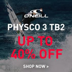 Bargain -  - Up To 40% OFF Sale on O`Neil Physco 3 TB2 @ Hyper Drive