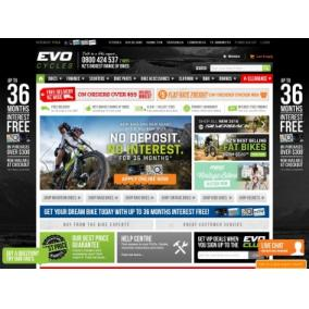 Bargain -  - Free Freight All Weekend - No Minimum Spend @ Evo Cycles