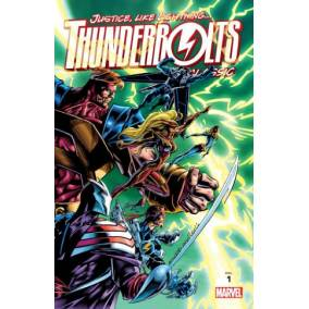 Bargain -  - Free Comics -Thunderbolts (1997-2003) #1 (Save $1.99) @ Comixology