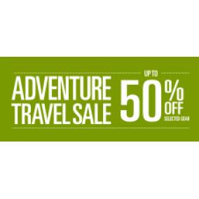 Bargain -  - Adventure Travel Sale - Up to 50% OFF on Selected Gear @ Kathmandu
