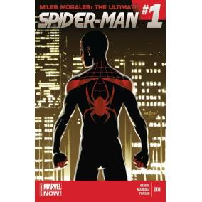 Bargain -  - Free Comics - Miles Morales: Ultimate Spider-Man (2014-2015) #1 (Save $1.99) @ Comixology