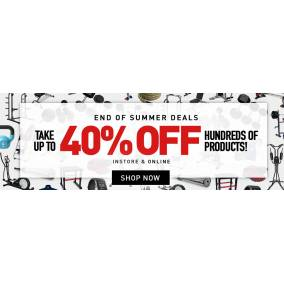 Bargain -  - Take up to 40% OFF Sale on Hundreds of Products @ Number One Fitness