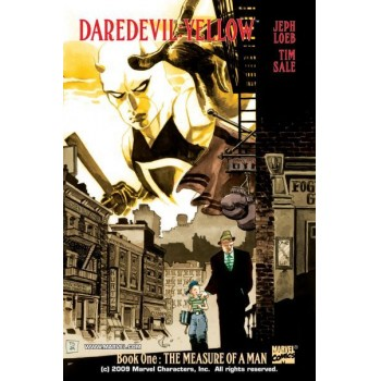 Bargain -  - Free Comics - Daredevil: Yellow #1 (Save $1.99) @ Comixology