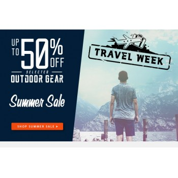 Bargain -  - Up to 50% OFF Sale on Outdoor Gear @ Bivouac