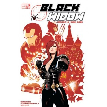Bargain -  - Free Comics - Black Widow (2010) #1 (Save $1.99) @ Comixology