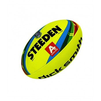 Bargain -  - $25.00 (Was $50.00) NRL Auckland 9s Replica League Ball @ Champions