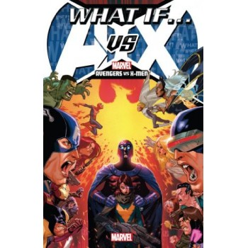 Bargain -  - Free Comics - What If? AVX #1 (of 4) (Save $1.99) @ Comixology