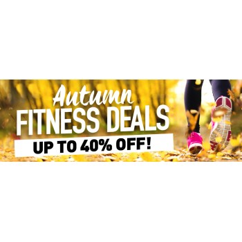 Bargain -  - Up to 40% OFF Sale on Fitness Deals @ Number One Fitness