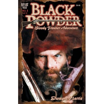 Bargain -  - Free Comics - Black Powder #1 (of 6) @ Comixology