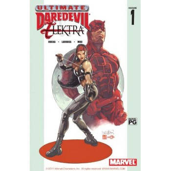 Bargain -  - Free Comics -Ultimate Daredevil and Elektra #1 (of 4) (Save $1.99) @ Comixology
