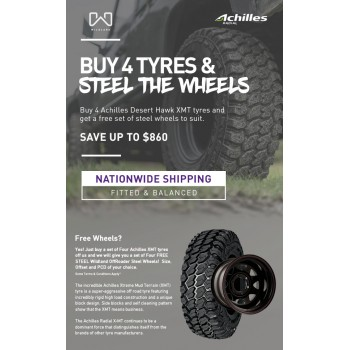 Bargain -  - Buy 4 Tyres and Save up to $860 @ Hyper Drive