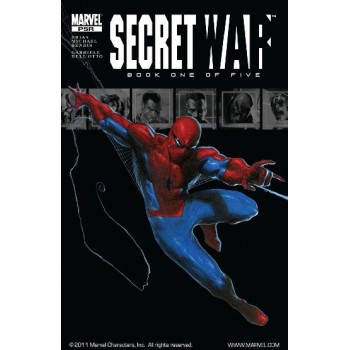 Bargain -  -  Free Comics - Secret War (2004-2005) #1 (Save $1.99) @ Comixology