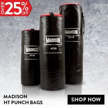 Bargain -  - Up to 25% OFF Sale on Madison HT Punch Bags @ Rebel Sports