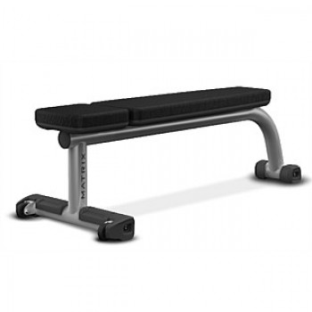 Bargain -  - $399.00 (Was $1,332.00) Matrix Magnum Flat Bench @ Number One Fitness