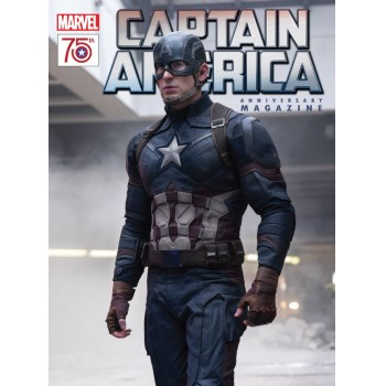 Bargain -  - Free Comics - Captain America 75th Anniversary Magazine #1 @ Comixology
