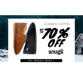 Bargain -  - Up to 70% OFF Sale on Snugs @ Nature Shop