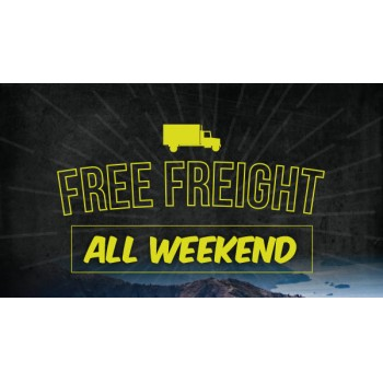 Bargain -  - Free Freight All Weekend - No Minimum Spend @ Evolution Cycles