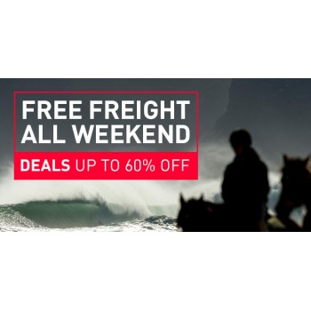 Bargain -  - Free Freight All Weekend - Deals Up to 60% OFF @ Hyper Ride